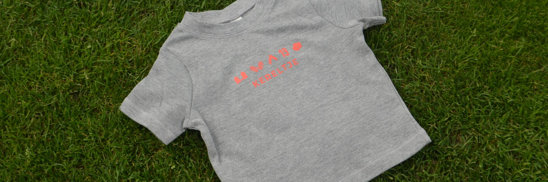 Shirt Kereltje met logo's