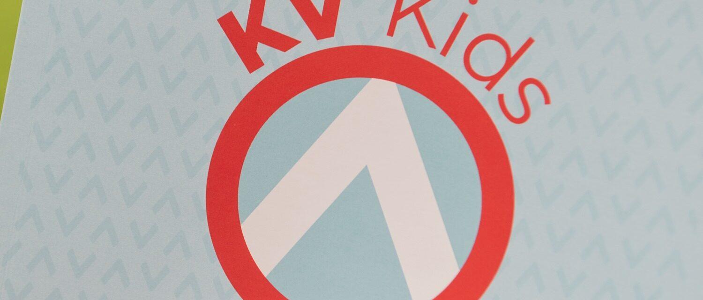 KV Kids seizoensboekje